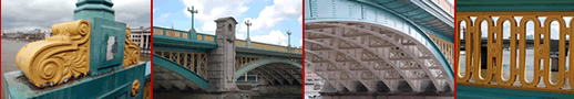Welcome to the Southwark Bridge website